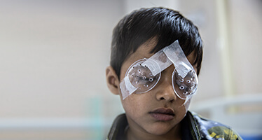There have been 31,511 surgical procedures completed at the Tej Kohli Cornea Institute in the last 2 years.
